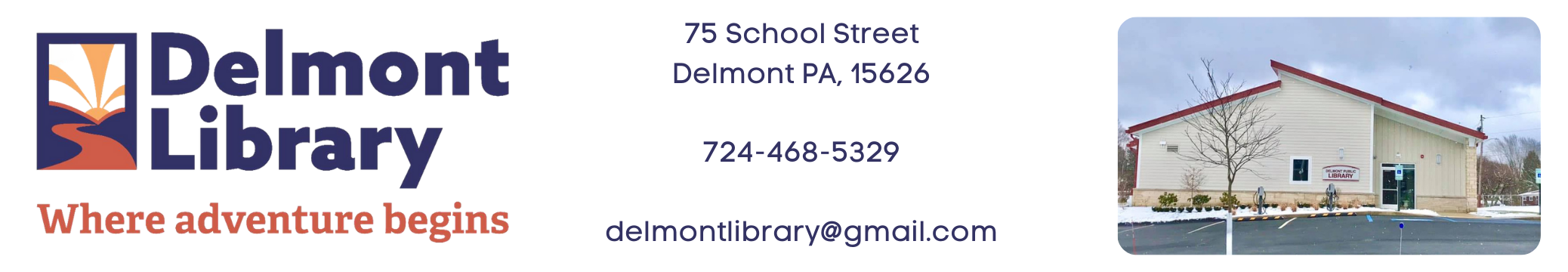 Delmont Library