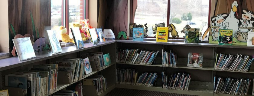 Library Tour: Children's Room